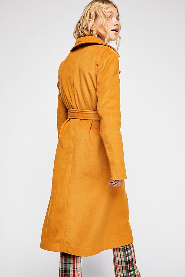 Slide View 3: Sierra Wool Coat