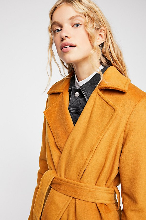 Slide View 4: Sierra Wool Coat