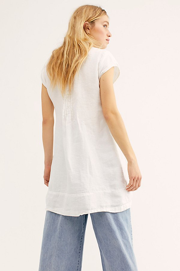 Slide View 4: River Linen Tunic