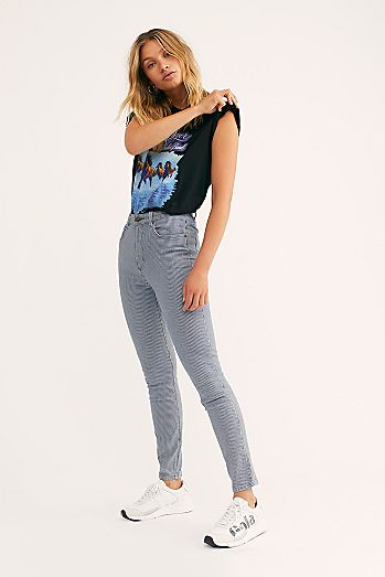 380f40583 Womens Skinny Jeans: High Rise, Slim Fit & More | Free People