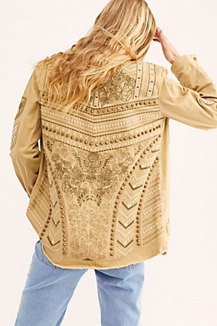 Wanderer Panther Jacket by Free People