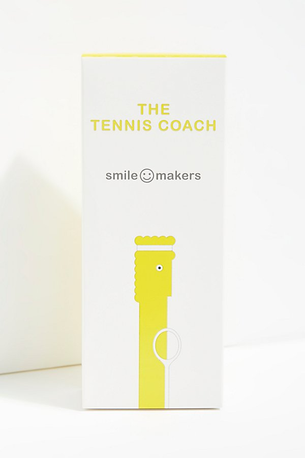 幻灯片视图 3: Smile Makers The Tennis Coach震动棒
