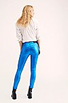 Thumbnail View 2: Neon Blonde Bombshell Metal Jeans