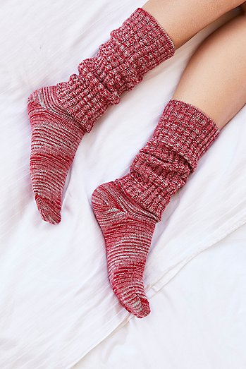 E.G. Smith Slouchy Sock