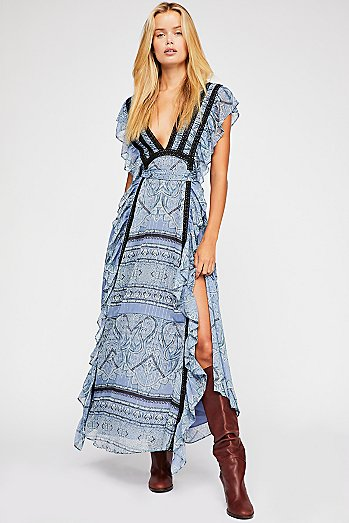 Spellbound Maxi Dress