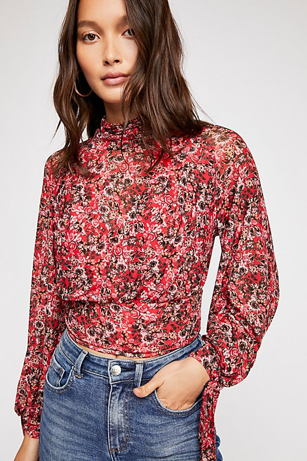 2a0ef9f8087ad All Dolled Up Top | Free People