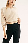 Thumbnail View 3: Slim Pull On Flare Jeans