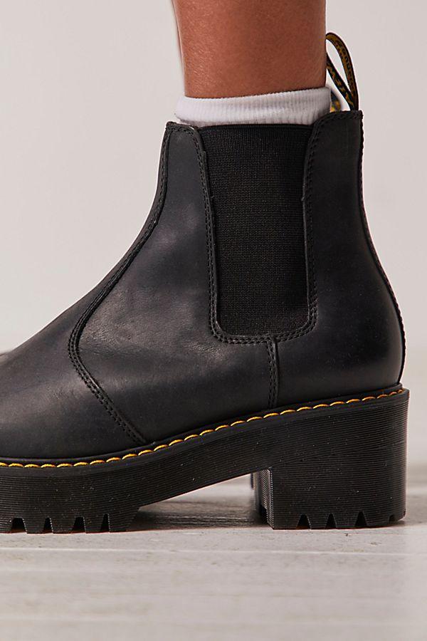 martens chelsea boots