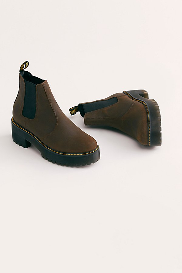 Slide View 1: Dr. Martens Rometty Chelsea Boot