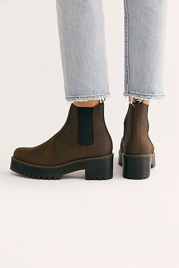 Slide View 4: Dr. Martens Rometty Chelsea Boot