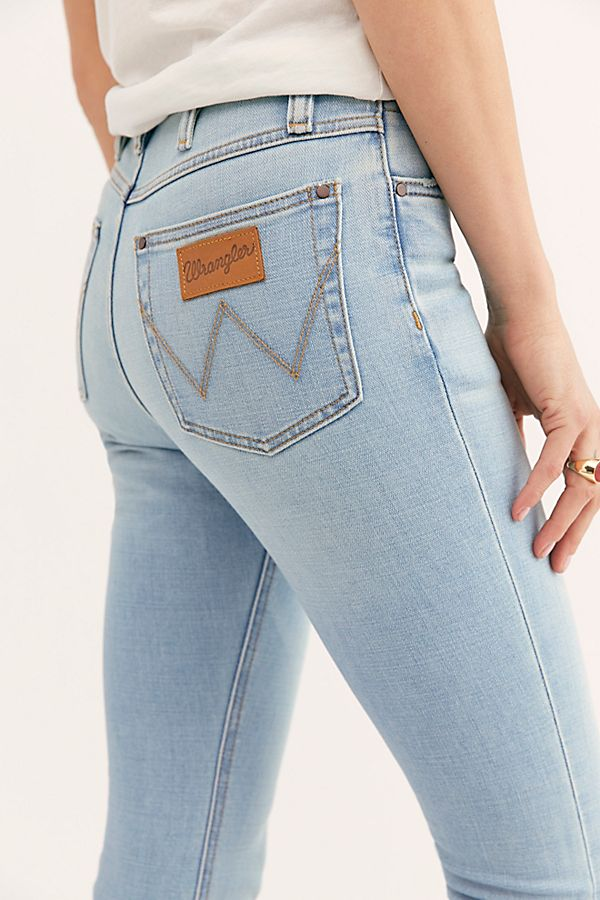 cheap prices 2020 best selling Wrangler High-Rise Skinny Jeans