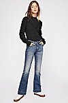 Thumbnail View 3: Wrangler Exaggerated Bootcut Jeans