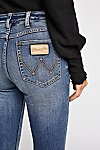 Thumbnail View 5: Wrangler Exaggerated Bootcut Jeans