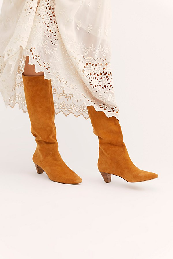 Slide View 1: Jaclyn Heel Boot