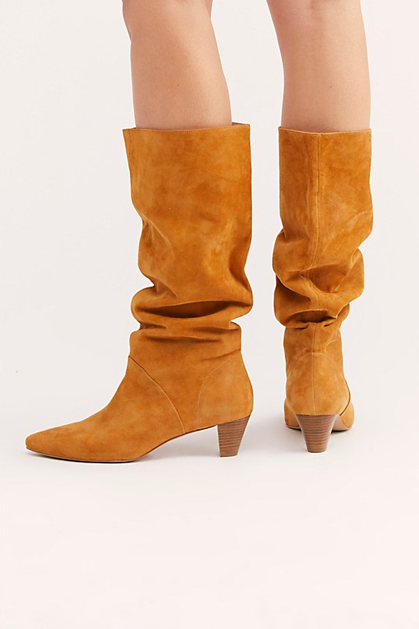 Slide View 4: Jaclyn Heel Boot