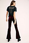 Thumbnail View 2: Blank NYC Velvet Pull-On Flare Pants