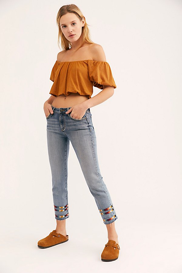 Slide View 2: Driftwood Colette Skinny Jeans