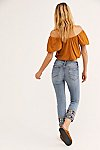 Thumbnail View 3: Driftwood Colette Skinny Jeans