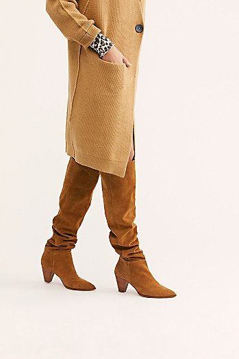 Presley Over The Knee Boot