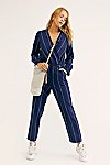 Thumbnail View 1: All In 1 Stripe Jumpsuit