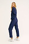 Thumbnail View 3: All In 1 Stripe Jumpsuit