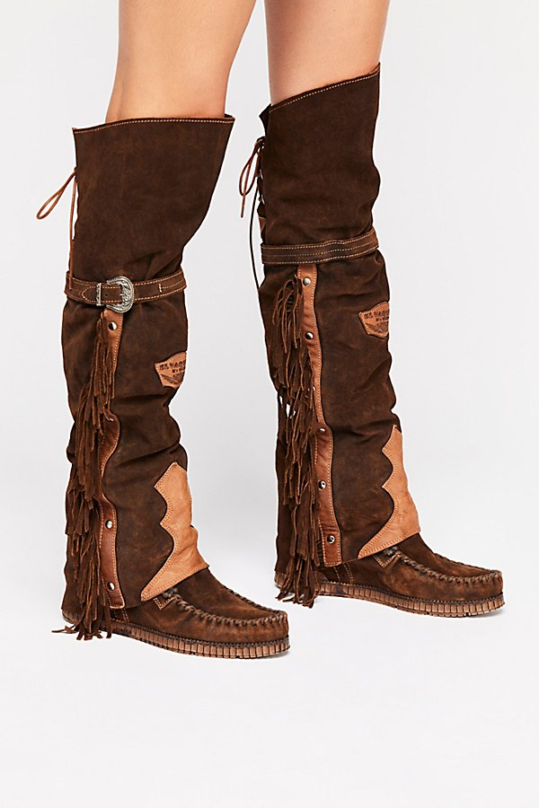 Slide View 2: Drifter Tall Mocc Boot