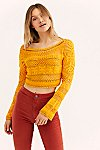 Thumbnail View 2: Free Love Crop Jumper