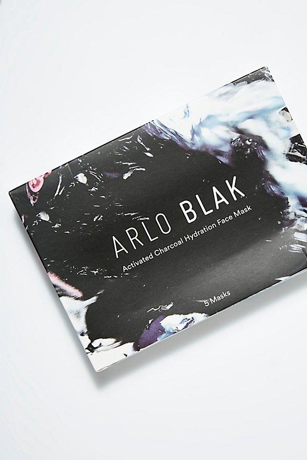 Slide View 1: Arlo Blak Charcoal Face Mask