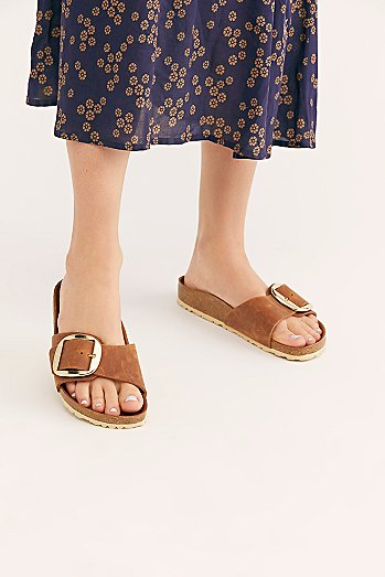 Madrid Big Buckle Birkenstock