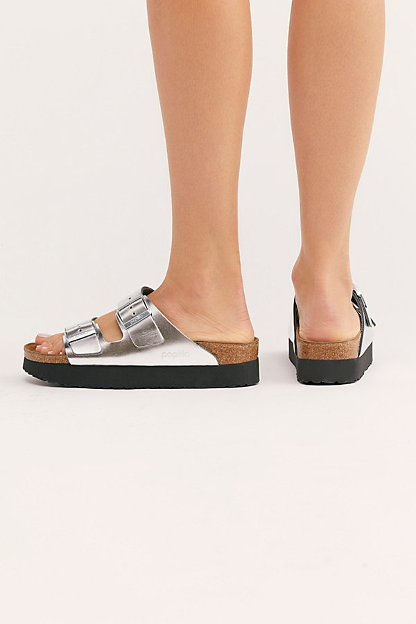 Slide View 4: Arizona Platform Birkenstock