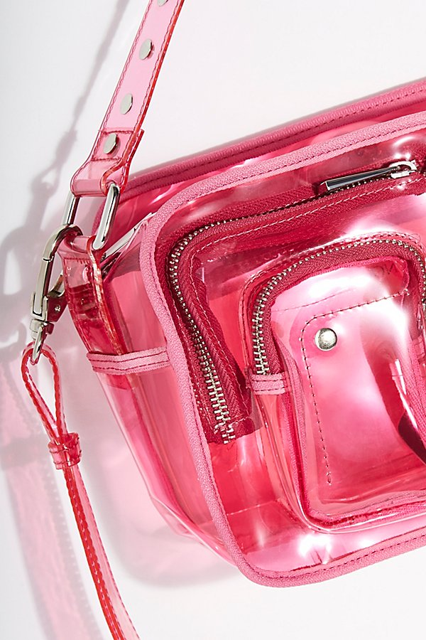 Slide View 4: Pernille Translucent Cargo Bag