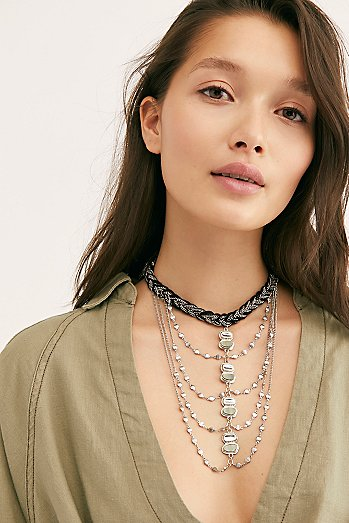 Sarasota Layered Necklace