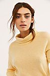 缩略视图 4: Cozy Cashmere Turtleneck Sweater