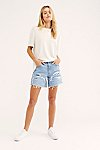 Thumbnail View 4: Levi's 501 Long Denim Shorts