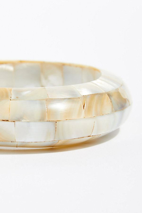 Slide View 3: Abalone Bangle
