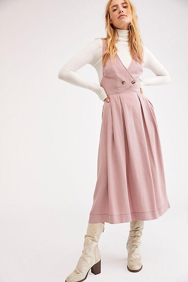 d9ca9eaa30c1 Made You Look Midi Dress | Free People