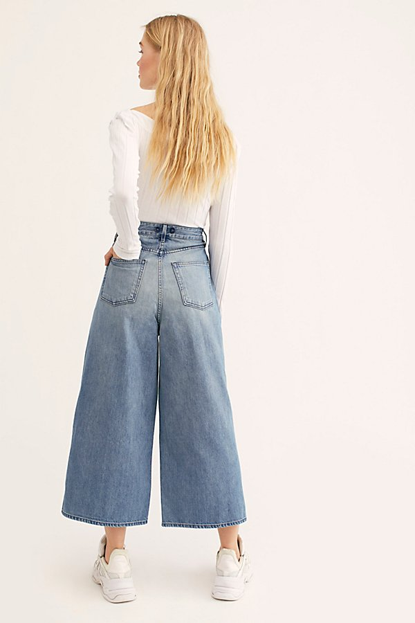 Slide View 2: 3x1 Porter Wide-Leg Jeans