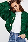 Thumbnail View 3: Her Cropped Sweater