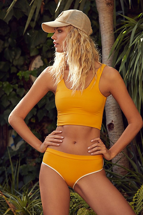 Slide View 1: Acacia Crop Bikini Top