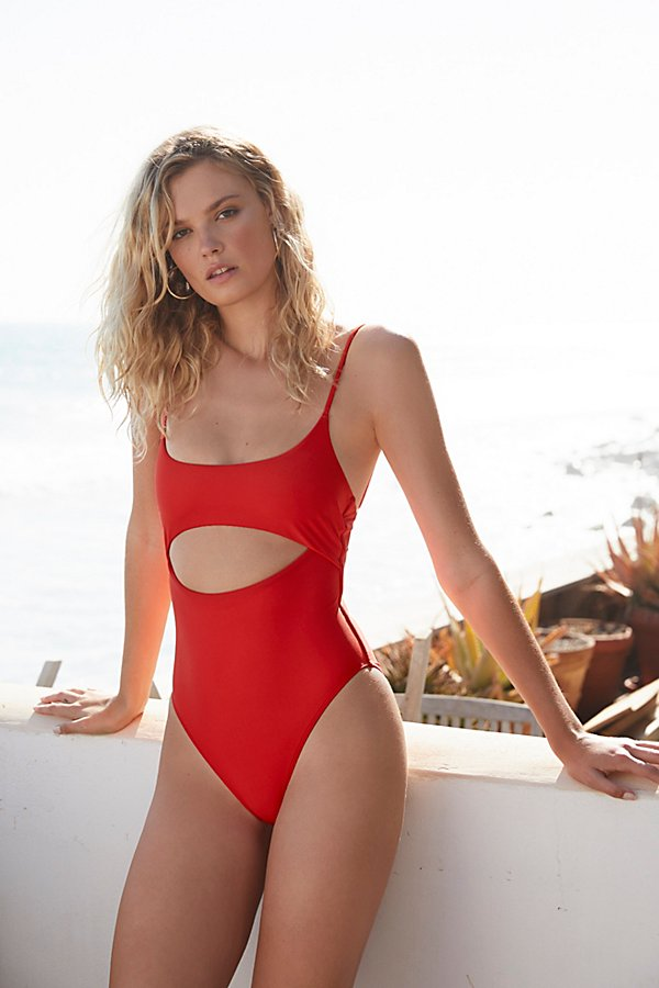 Slide View 1: Ray One-Piece Swimsuit