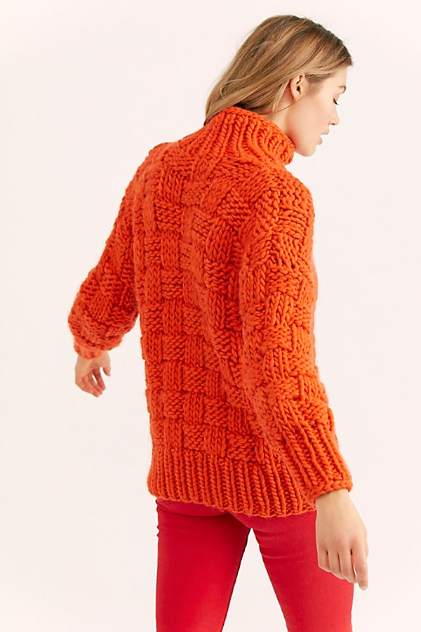 Slide View 2: Tall Poppy Sweater
