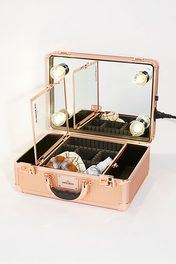 Illuminated Vanity Travel Case Free People