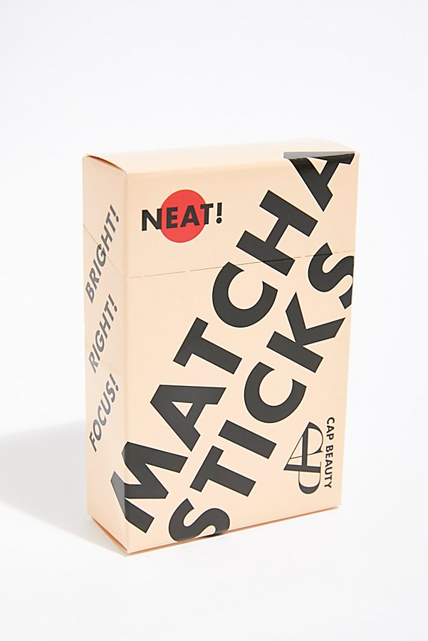 Slide View 2: CAP Beauty The Neat Matcha Stick Box