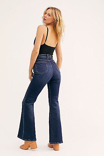 15e308df5e Lee New Bottoms | Skinny, Flare & More | Free People