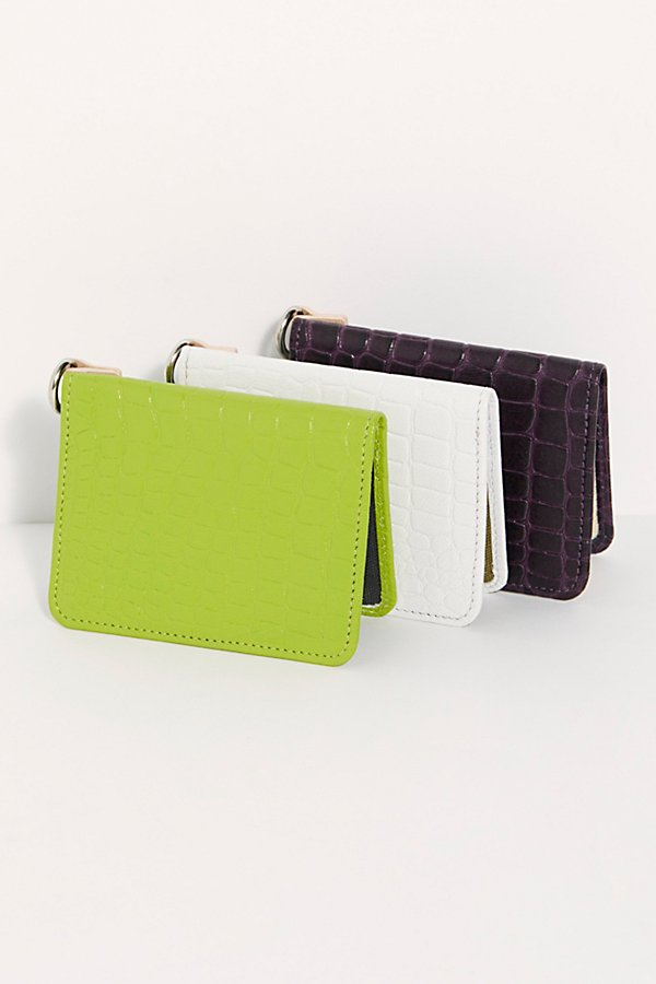 Slide View 1: Polly Embossed Wallet