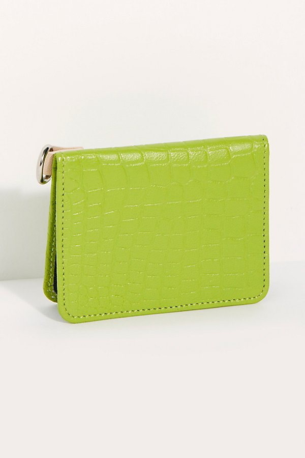 Slide View 2: Polly Embossed Wallet