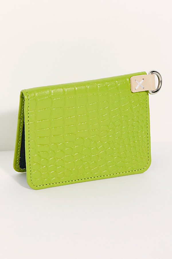 Slide View 3: Polly Embossed Wallet