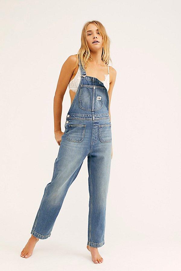 Slide View 2: Lee Straight-Leg Dungarees