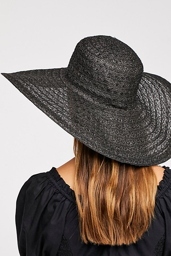 Slide View 2: Chantilly Wide Brim Hat