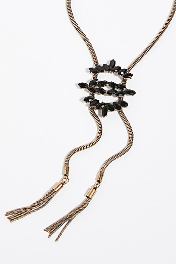 Send My Love Bolo Necklace
